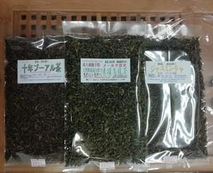 【セット】台湾高山凍頂烏龍茶・台湾ジャスミン茶・雲南十年プーアル茶 2袋セット