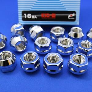 KYO-EI 汎用ホイルナット 貫通小径タイプ