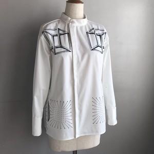 ※予約 Gedankenexperiment shirt【synergy】