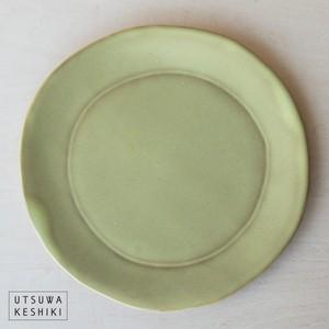 [トキノハ] tetraシリーズ プレートL(黄)