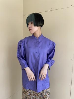 design sleeve shirt / 7SSTP20-13