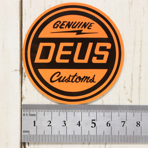 [メール便対応] Deus Ex Machina Sticker 00005