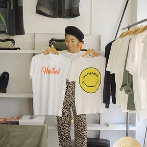 沖縄限定/Haisai/OKINAWA SMILE KIDS T