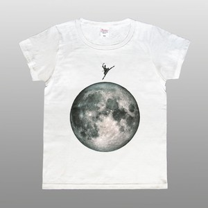 【SALE】Dancing over the Moon / Women's White