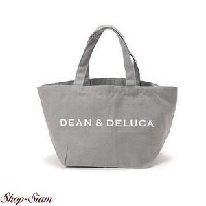 DEAN & DELUCA/ディーンアンドデルーカ ナチュラルトートバッグ(Sサイズ・グレー)