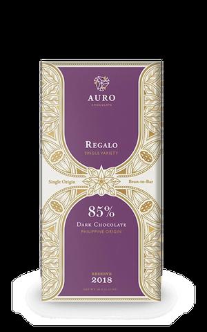 85%ダークチョコレート レガロ Reserve 2018 (60g) #MU2020
