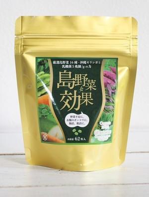 【おまとめパック6か月】島野菜効果 (島野菜16種×モリンガ×5兆個の乳酸菌)