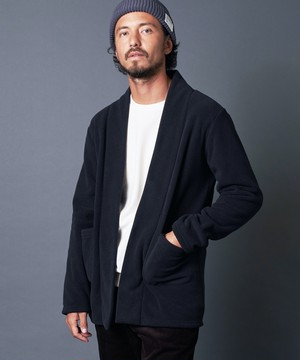 THIRMO FLEECE EASY CARDIGAN