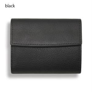 【クラウドファンディングで誕生】縦づかい財布 black
