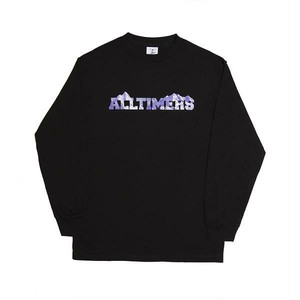 ALLTIMERS ROCK PLANET LONGSLEEVE TEE L オールタイマーズ