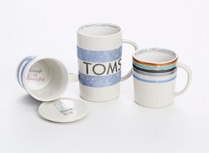 TARGET&TOMS コラボ// MUG CUP