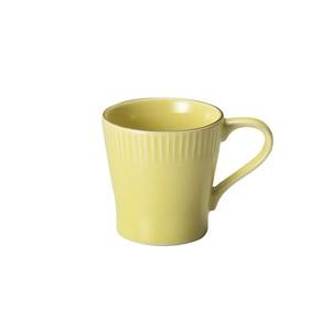 「ティント Tint」マグカップ 220ml イエロー 美濃焼 289023