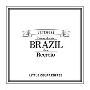 中煎り/ブラジル/レクレオ/100g