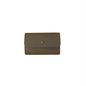 CARD CASE / OLIVE