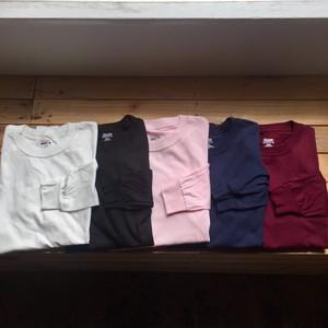 US企画★Hanes Beefy Long Sleeve T-shirt
