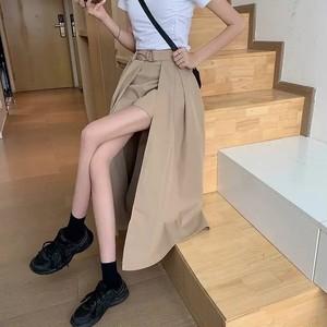 half wrapping skirt