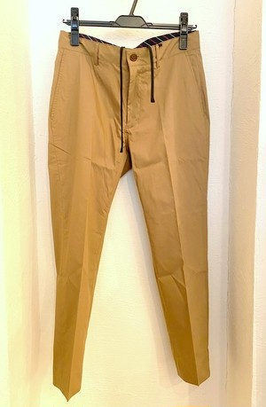 Cool Max Stretch Slacks Beige