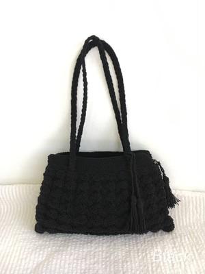 Bilitis dix-sept ans (ビリティス・ディセッタン)    Crochet Hand Bag
