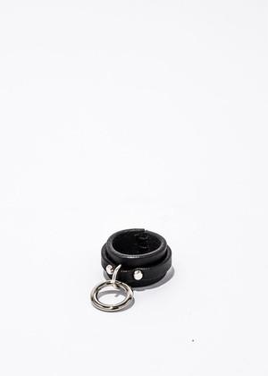 nahezu≒gleich / SID Ring black/silver