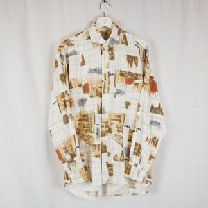 Cotton Graphic L/S Shirt