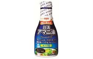 日清オイリオ アマニ油 145g