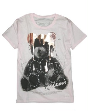 『HONEY & BEAR T-shirt 』