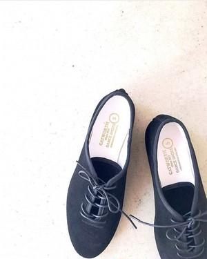 【CATWORTH】 Jazz Shoe / black