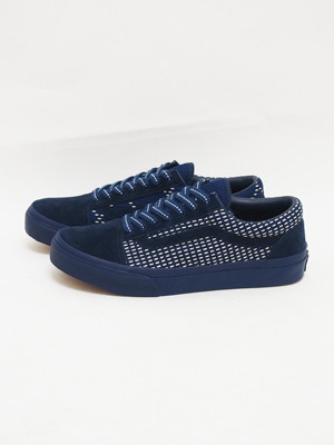 FDMTL (ファンダメンタル) VANS×FDMTL OLD SKOOL / NAVY   VH12
