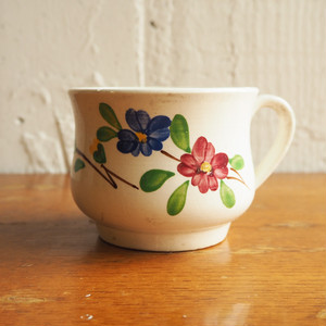 Digoin Sarreguemines(ディゴワン・サルグミンヌ)のコーヒーカップ