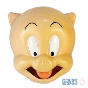 ポーキーピッグ 頭の貯金箱