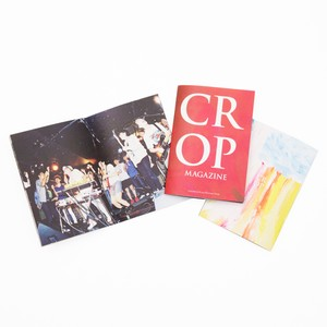 CROP MAGAZINE [Colors & Scale Release Tour]