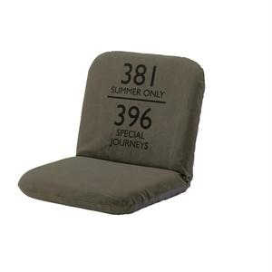 フロアチェア 座椅子 Back ベック 西海岸 送料無料 西海岸風 インテリア 家具 雑貨