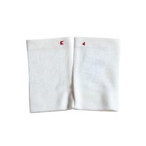 佩 リストマフラー(C/#01 オフホワイト) ウール100%で手首暖か