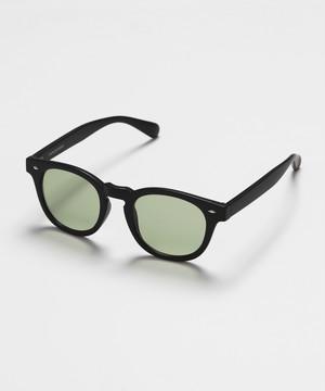 Wellington type Sunglasses [Green]