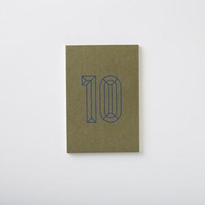 MEMO PAD 「10」