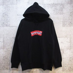SUPREME × CDG SHIRT 17SS Box Logo Hooded Sweatshirt
