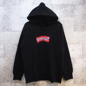 SUPREME × CDG SHIRT 17SS Box Logo Hooded Sweatshirt