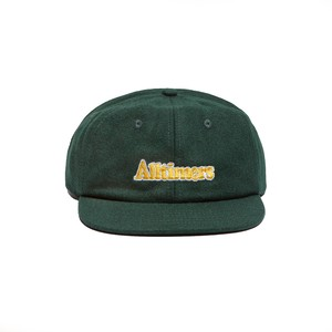 ALLTIMERS / WOOL CAP -FOREST GREEN-