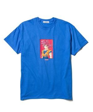 """""""GOKU"""" Tee  BLUE  19AW-FS×DB-06"""