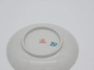 九谷フェスティバル あじさい 12cm皿