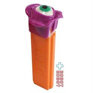 PEZ サイケデリックフラワー 限定版 紫花オレンジステム 開封箱なし