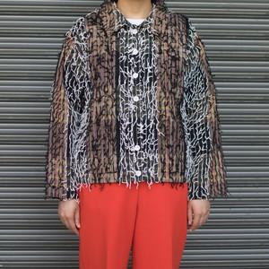 Shaggy Design Jacket
