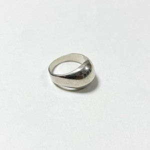 Vintage 925 Silver Modernist Ring Made In Mexico