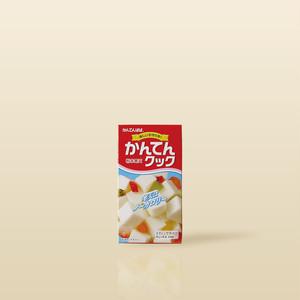 かんてんクック(スティックタイプ) 〜 16g(4g×4本)〜