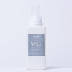 600ml】ESTNATION × LIVRER yokohama Laundry Detergent 【ホワイトフローラルムスクの香り/White Floral MUSK】洗濯洗剤