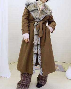 fur lining coat