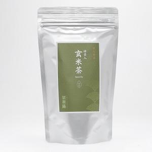 【牧之原茶】抹茶入り玄米茶リーフ