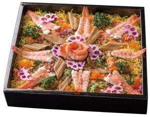 海鮮ちらし寿司 4人前