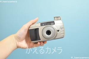 MINOLTA Capios125 フィルムカメラ