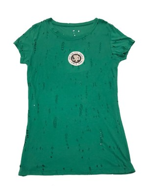 【JTB】 COLORE LOGO Tシャツ【グリーン】【新作】イタリアンウェア【送料無料】《M&W》